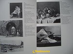 BONVIN -- 1817-1887. Sa Vie, Son Oeuvre, Sa Famille et Ses amis. ------ Texte Bilingue : ENGLISH &#...