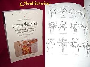 CORONA MONASTICA - Moines bretons de Landévennec : Histoire et mémoire celtiques [ M&...