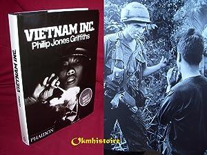 VIETNAM INC.: Philip Jones Griffiths [ Nouvelle préface de Noam Chomsky ]