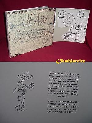 Les Dessins de Jean Dubuffet.: CORDIER ( Daniel