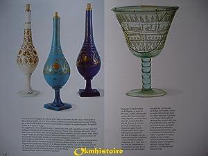 Histoire du verre : Les Chefs-d'Oeuvre de l'Islam: DU PASQUIER ( Jacqueline )