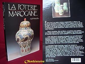 La Poterie marocaine: BOUKOBZA ( André )