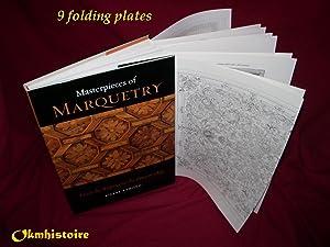 Masterpieces of Marquetry . ------- Volume 2: RAMOND ( Pierre