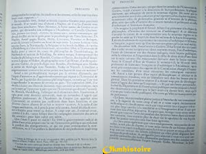 JOURNAL INTIME . ----- Tome 1 ( 1839 - 1851): AMIEL ( Henri-Frédéric ) [ Publié sous la direction ...