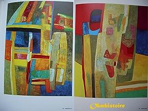 ESTEVE. Peintures récentes.: VOLBOUDT ( Pierre ) [ ESTEVE ]