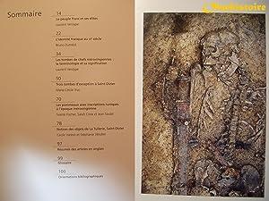 Nos ancêtres les Barbares : Voyage autour de trois tombes de chefs francs -------- ( + 1 C&...