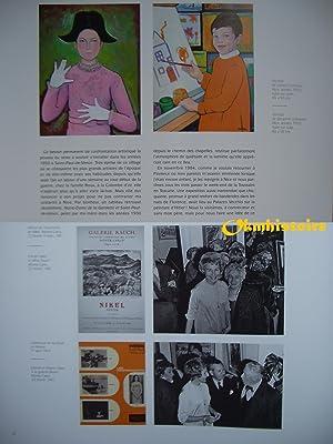 Edmée Nikel : Le bonheur de peindre: LEHMANN ( Christine )