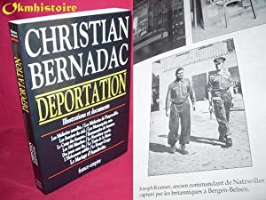 DEPORTATION - ILLUSTRATIONS ET DOCUMENTS