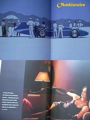 Jack Vettriano: Anthony Quinn [ adapté par Geneviève Boisset ]