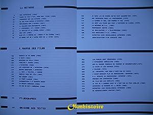 1 lot de 2 volumes : Ecrits - Michelangelo Antonioni ------- + LE CINÉMA DE MICHELANGELO ...