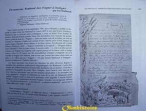 Parade sauvage : Revue d'études rimbaldiennes -------- N° double 17-18 , Août...