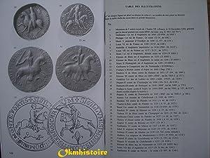 Un siècle de sceaux figurés (1135-1235). Le sceau image de la personne en France d&#...