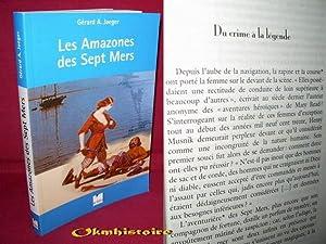 Les Amazones des sept mers: JAEGER ( Gérard