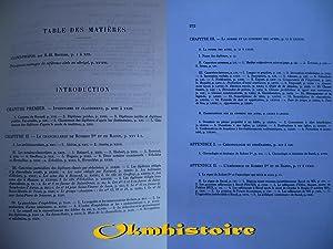 Recueil des Actes de Robert Ier et Raoul , rois de France ( 922-936 ): BAUTIER ( Robert-Henri ) & ...