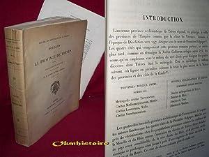 Pouillés de la province de Trèves . Tome V de la collection [ Recueil des historiens ...