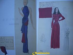 Madame Grès : La couture à l'oeuvre: SAILLARD ( Olivier ) [ sous la direction de...