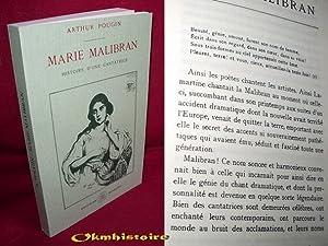 Marie Malibran. Histoire d'une cantatrice. Réimpression de l'édition de Paris, 1911: ...