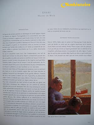 JEAN CROTTI . L'oeuvre Peint (1900-1958). Catalogue raisonné.: BERTOLI ( Jean Carlo .)
