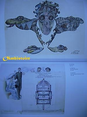 A corps perdu : ABCD, une collection d'art brut ------ [ Catalogue de l'exposition au mus&...