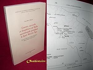 La principauté lombarde méridionale entre Bénévent et Salerne Guerre, ...