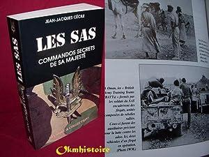 Les SAS, commandos secrets de sa Majesté: Cécile ( Jean-Jacques )