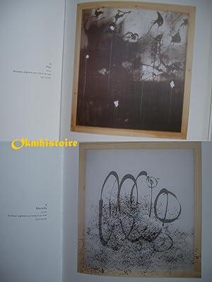 KELY . L'enjeu de la transparence: Galerie Thessa Herold ] [ Préface d'Alexandre Grenier. ] [ ...