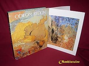 ODILON REDON . Catalogue Raisonné de l'Oeuvre peint et dessiné. -------- TOME 4 ...