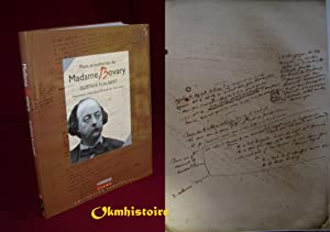 Plans et scénarios de Madame Bovary: Flaubert ( Gustave