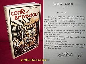 Contes brivadois. ------- [ Réimpression de l'édition de 1934 chez René ...