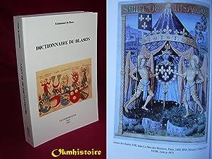 Dictionnaire du blason. --------- Textes Français // English // Espa&...