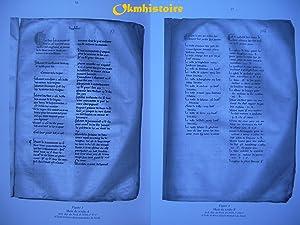 Le Rentier d'Artois 1298 - 1299 . Le Rentier d'Aire 1292: BERGER ( Roger ) & DELMAIRE ( Bernard ) &...