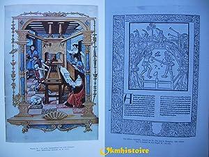 HISTOIRE DE L'EDITION FRANCAISE. ---- Tome 1 : Le Livre conquérant . Du Moyen-Âge...