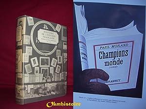 HISTOIRE DE L'EDITION FRANCAISE. ---- Tome 4 : Le Livre concurrencé . 1900 - 1950: ...
