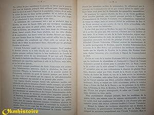 Les insurgés du Kouban. La guerre des Rouges et des Blancs.: SAVTCHENKO ( Elie ) [ traduit ...