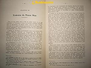 La guerre de Cent Ans en Pays Audois - Incursion du Prince Noir en 1355: JEANJEAN ( Jean-François )