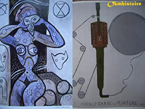 FRANCIS PICABIA - Singulier idéal ----- [ Catalogue de l'exposition Musée d&#x27...