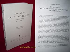 Journal de James Morisson, second maître à bord de la Bounty: MORRISON ( James ) [ ...