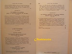 La Louisiane sous la Compagnie des Indes . 1717 - 1731: HEINRICH ( Pierre )