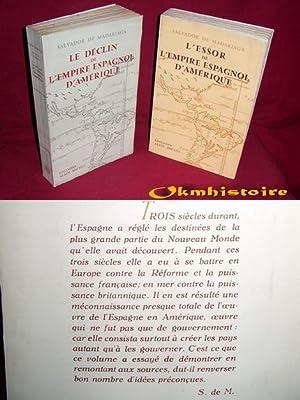 L'ESSOR DE L'EMPIRE ESPAGNOL D'AMERIQUE + LE DECLIN DE L'EMPIRE ESPAGNOL . les ...