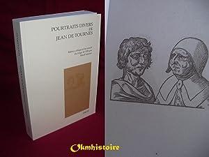 Les Pourtraits divers de Jean de Tournes: LEJEUNE ( Maud
