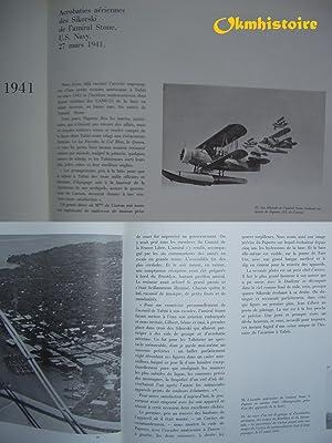 TAHITI et l'aviation . Histoire aéronautique de la Polynésie Française .:...