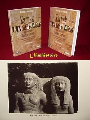 Karnak , dans l'objectif de Georges Legrain: Azim ( Michel