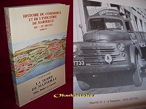 """La Terre de Marseille : tuiles, briques et carreaux. ------------- Série """" HISTOIRE DU COMMERCE..."""