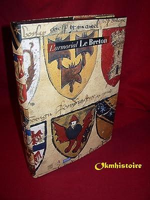 L'armorial Le Breton: DE BOOS ( Emmanuel ) [ avec la collaboration de : Marie-Françoise ...