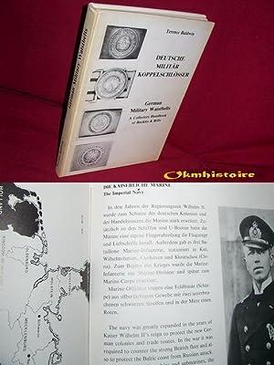 DEUTSCHE MILITÄR KOPPELSCHLÖSSER . ------------------- GERMAN MILITARY WAISBELTS . A ...