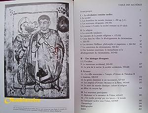 La Toge et la Mitre. Le Monde de l'Antiquité tardive (150-750 après Jésus-Christ). Traduit de l...