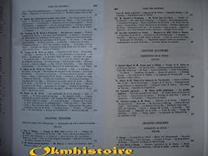 Histoire de la Mission du Thibet. ------------ 2 volumes / 2.: LAUNAY ( Adrien )