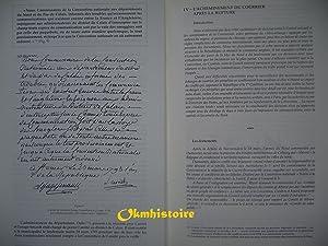 Les Relations Postales entre la France et la Grande-Bretagne de la Révolution à la ...
