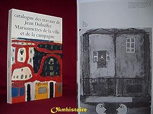 Catalogue des Travaux de Jean DUBUFFET. --------- Fascicule I ( 1 ) ( Réédition 1993 ...