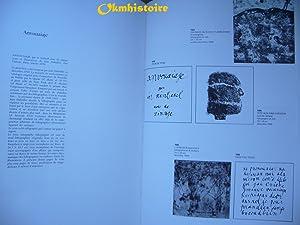 Catalogue des Travaux de Jean DUBUFFET. --------- Fascicule V ( 5 ) : Paysages grotesques [ 2&...